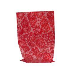 Gavepose Chantilly rød