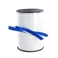 Polybånd lak blå/hvid