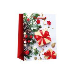 Papirspose Jolly Christmas