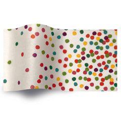 Silkespapper Cofetti Dots