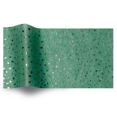 Silkespapper Satin Grön/Grön