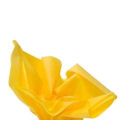 Farvet silkespapir smørblomst