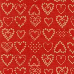 Presentpapper Dotted hearts