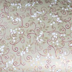 Gavepapir Snowberry beige FSC