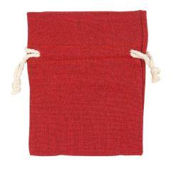 Pose med snor rød