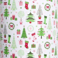 Gavepapir christmas stockings