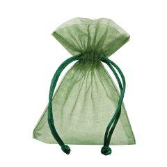 Organzapose grøn