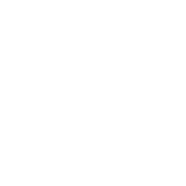 Etiket rund med sommerfugl i sort/hvid