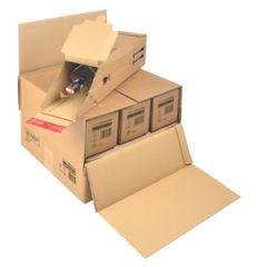 Udvendig emballage til vinkasse