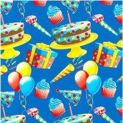 Gavepapir Happy birthday