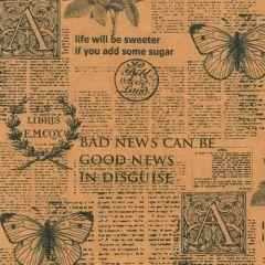 Gavepapir Good news