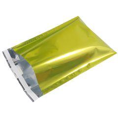 Grøn Metallic E-handelspose.