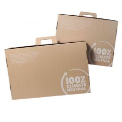 CarryBox 100% Climate Neutral