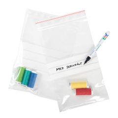 Lynlåspose med felt - 0,050 mm